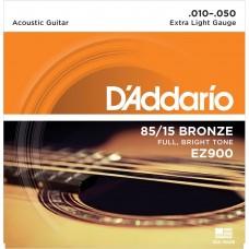 Струны D'Addario EZ900