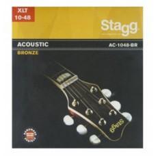 Струны STAGG AC-1048-BR